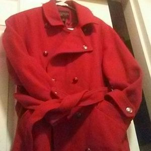 Metropolitan New York sz 8 wool coat